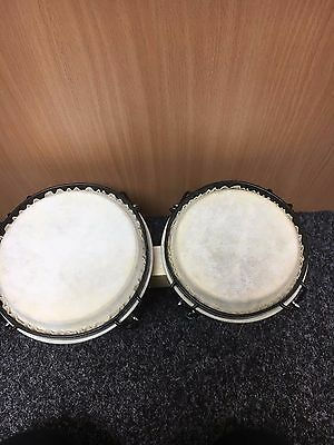 Unbranded bongo drums