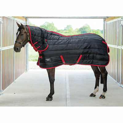 NEW Bridleway 350 Heavyweight With Fixed Neck Combo Stable Horse Rug RRP £74.95