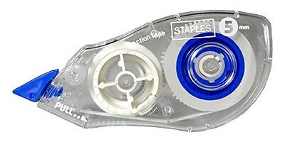 Staples Correction Tape, 10/Pack