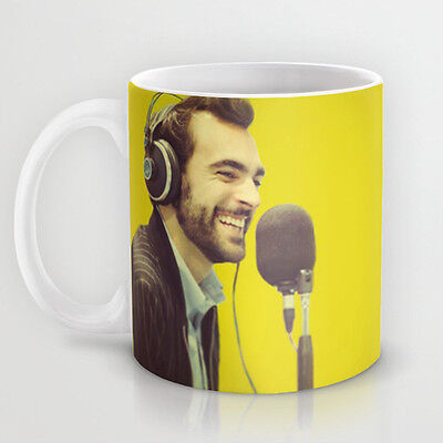 Marco Mengoni -Tazza - Mug - Idea Regalo
