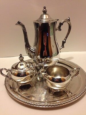International Silver Company Coffee/Tea serving set