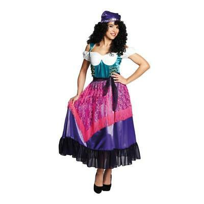 Gypsy Size 36 - 48 Carnival Theme Party Woman Costume Dress Costume  sc 1 st  PicClick UK & GYPSY SIZE 36 - 48 Carnival Theme Party Woman Costume Dress Costume ...