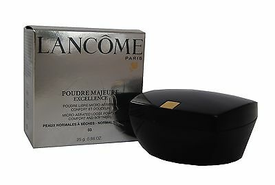 LANCOME POUDRE MAJEURE EXCELLENCE MICRO-AERATED LOOSE POWDER 25g. 03 sable