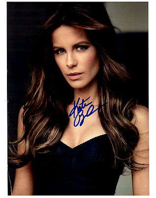 KATE BECKINSALE Authentic Signed Autographed 8X10 Photo w/ COA - Photo 3