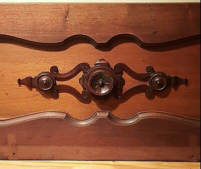Antique Header/Pediment Accent Piece
