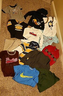 Boys mixed lot size 5, 6, 7  gently used to good cond.