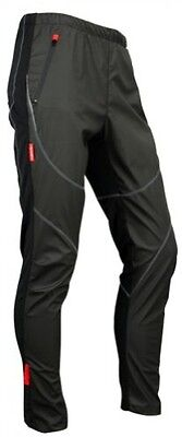 Santic Men's Windproof Cycling Trousers Fleece Thermal Winter Pants Size XXL