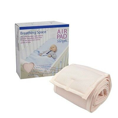 New  Breathing Space Air Pad Sleigh Pink