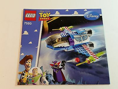 Instructions Lego Toy Story 7598 Pizza Planet Truck Rescue