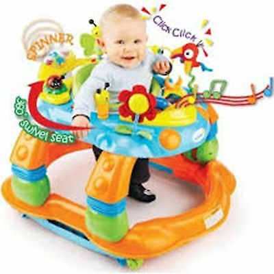 Safety 1st 3in1 Melody Garden Activity Center WALKER BABY GIFT TOYS AU