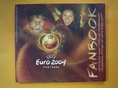 2004 UEFA European Championship Official Football Programme