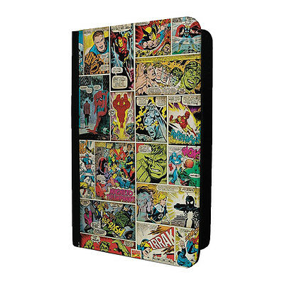DC Marvel Superhero Comic Book Passport Holder Case Cover -  - S-G787