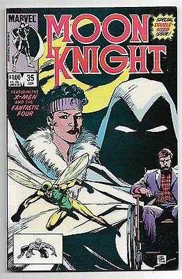 Moon Knight 1984 #35 Fine/Very Fine