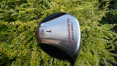 Yonex Nanospeed,  Right Handed Graphite Shafted 10.5 Degree Driver,