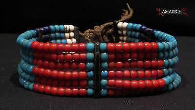 Authentic Beaded Necklace – Banna Tribe – Omo Valley, Southern Ethiopia