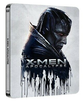 X-Men: Apocalypse 3D (4000 ONLY HMV Exclusive Limited Ed Blu-ray Steelbook) [UK]