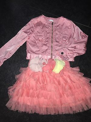 Microbe Miss Grant Outfit Age 4