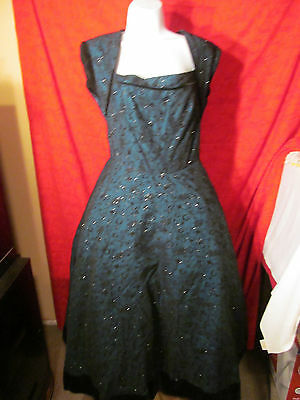 White Christmas Gown Halloween Costume Broadway Show Gown