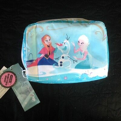 Lesportsac Disney Frozen Cosmetic Japan Exclusive NEW