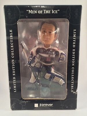 """NEW """"Men Of The Ice"""" Bobblehead - CURTIS JOSEPH - Forever Collectibles - 2002"""