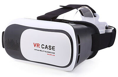 ## Virtual Box 3D VirtualBox Case VR Glasses Per Display 6 Pollici ##