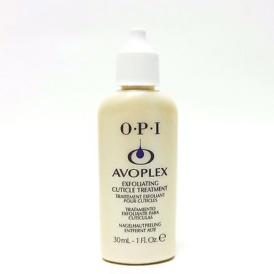 OPI Nail Treatment Avoplex Cuticle Exfoliating - Cuticle Remover 1oz/30mL no box