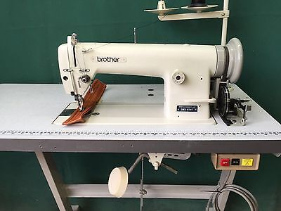 Brother DB2-B797 Walking Foot Industrial Sewing Machine Leather Upholstery Etc