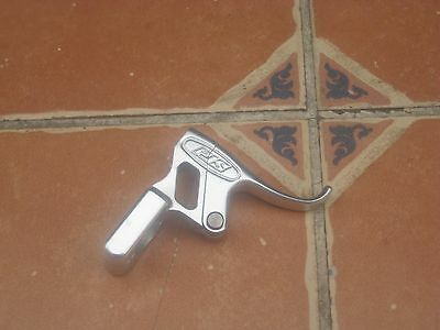 """Kawasaki 650 SX """"PJS"""" Billet Finger Throttle Clear With OEM Throttle Cable Nice"""
