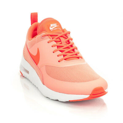 Nike - Air Max Thea Womens Casual Shoe - Automic Pink/Total Crimson/White