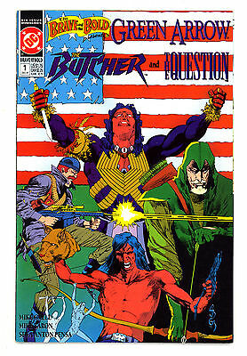 Brave and the Bold #1 (1991) 9.2 nm-