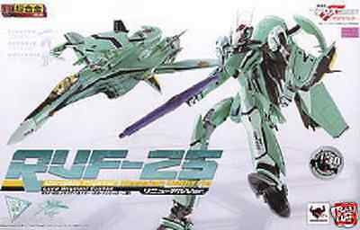 New Bandai DX Chogokin Macross F RVF-25 Messiah Valkyrie Luca Renewal