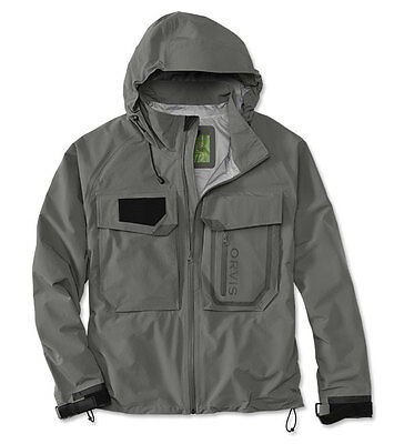 NEW Orvis Clearwater Wading Jacket