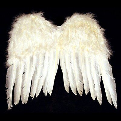 US Toy Child Feather Angel Wings Costume