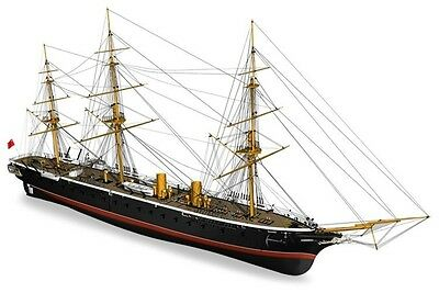 HMS Warrior 1:100 Billing Boats Baukasten BB0512 - 1470 mm