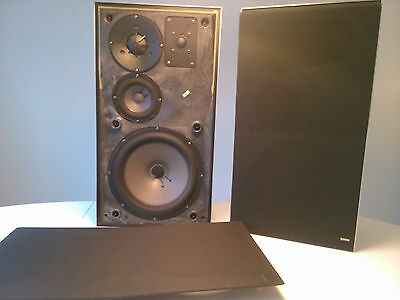 A pair of Bang & Olufsen Beovox S60 Speakers