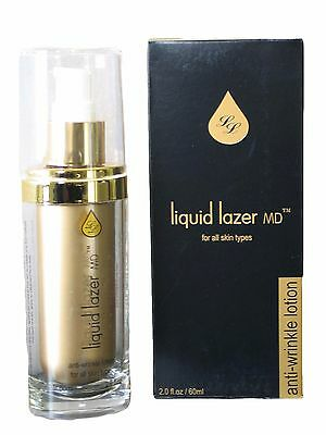 Anti-Wrinkle Lotion  Liquid Lazer MD Face Cream Gift for Women