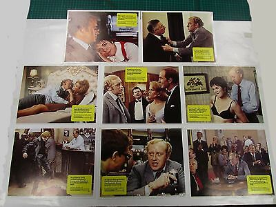 THE RECKONING VINTAGE FILM LOBBY CARDS NICOL WILLIAMSON ANN BELL 1960s CINEMA*
