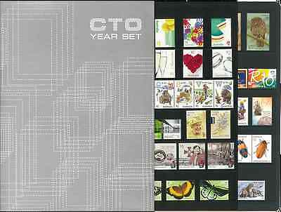 Australia - 2016 - CTO Year Set Collection of Australian Stamps - Limited Ed.