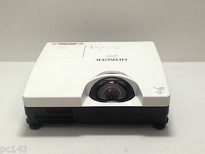 Hitachi Cp-D10 3Lcd Projector Used 503H Lamp Hours   Ref: 768