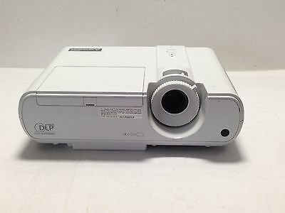 Mitsubishi Xd221U Lcd Projector Used Unknown Lamp Hours Spotty Pixel | Ref:790