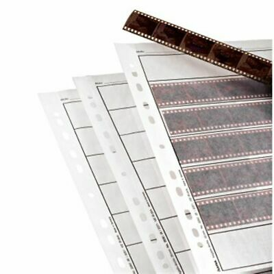 Hama Negative Sleeves For Film Strips 100 Sheets 002251