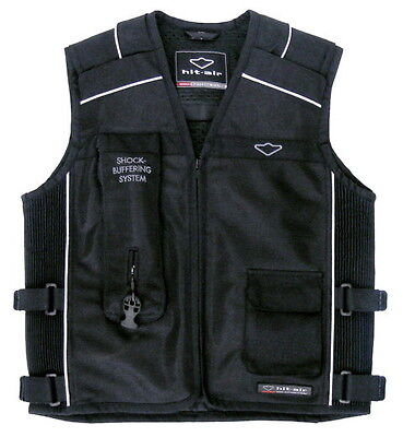Hit Air hit-air  kids childs small Safety riding air vest shock buffering new