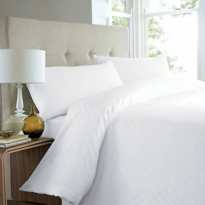All AU Size Bedding Sheets Collection 1000TC Egyptian Cotton White Solid