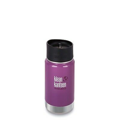 Klean Kanteen Wide Vacuum Insulated Bottle 355Ml (Wild Grape)