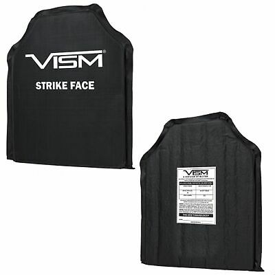 VISM Ballistic Soft Panel Shooters Cut 10X12 or 11X14 Tactical Body Armor LV 3A