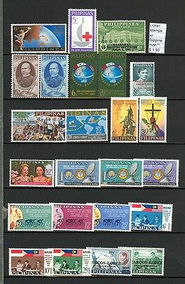 Stamps Lot Philippines  Mnh**   (L12091)