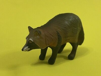 Furuta Kaiyodo Choco egg animal figure Collection - Raccoon Dog