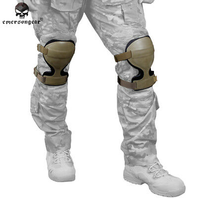 Emerson ARC Style Tactical Protective Knee Pads Airsoft Paintball Hunting EM7071