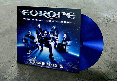 EUROPE The Final Countdown 30th Anniversary Edition VINYL Record Store Day 2016