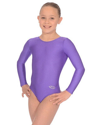 The Zone Rhapsody Ginnastica Body- Viola - Taglie Assortite